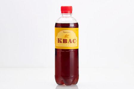 Квас в бутылке