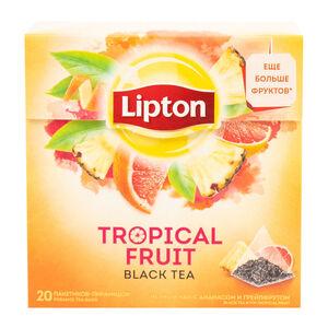 Lipton тропические фрукты