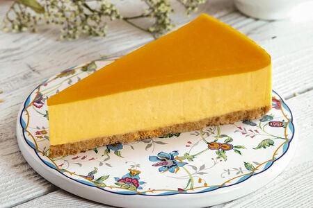Мусс-торт Манго-маракуйя