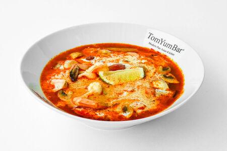Суп Том Ям Чайна Таун