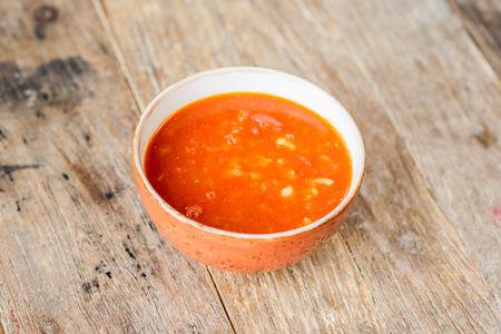 Суп Тосканский с морепродуктами