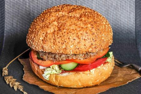 Бургер Вегетарианский