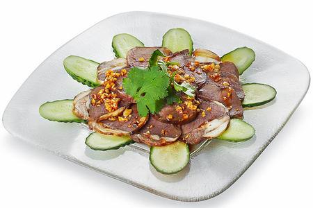 Сычуаньский биф-салат
