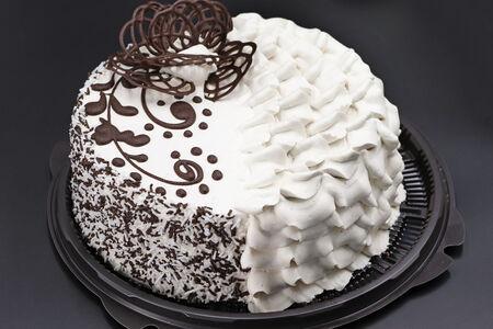 Торт Нежность бисквитный