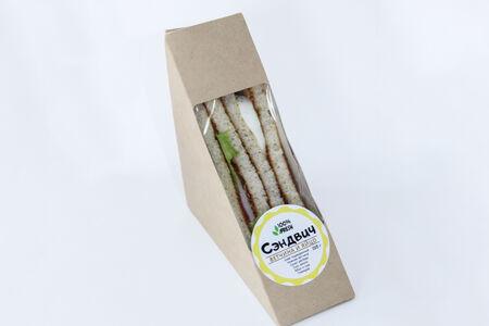 Сэндвич с ветчиной