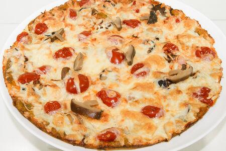 Пицца овощная грин