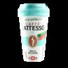 Фото к позиции меню Напиток кофейный Caffe Lattesso fit 1,2% с печеньем