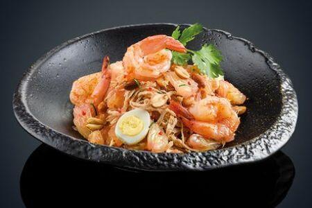 Любимый салат тайской королевы