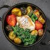 Фото к позиции меню Треска с овощами