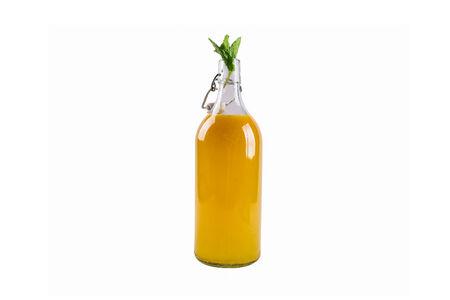 Лимонад облепиха-лимон