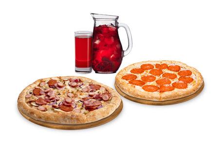 Пицца сет