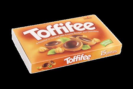 Шоколадные конфеты Toffifee
