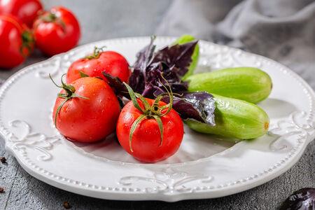 Овощи бакинские