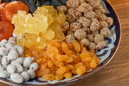 Десерт Ташкентский базар