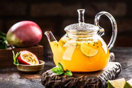 Чай Манго-маракуйя