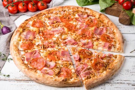 Пицца Просто космос