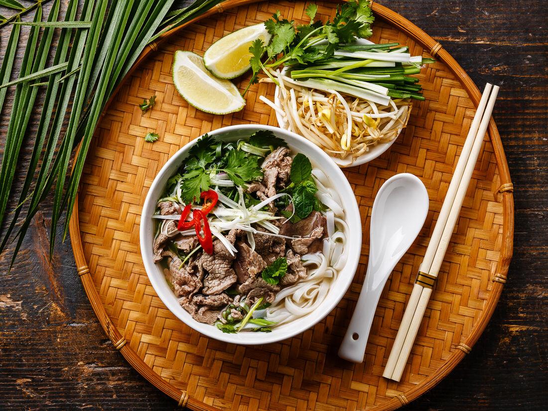 Мир Фо Вьетнамская кухня