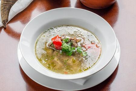 Суп Хашлама из баранины
