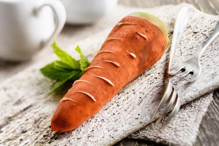 Пирожное Морковь