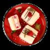 Фото к позиции меню Пирожное Творожное от шеф-кондитера