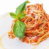 Фото к позиции меню Спагетти помодоро э базилико