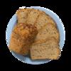 Фото к позиции меню Хлеб 6 злаков нарезанный