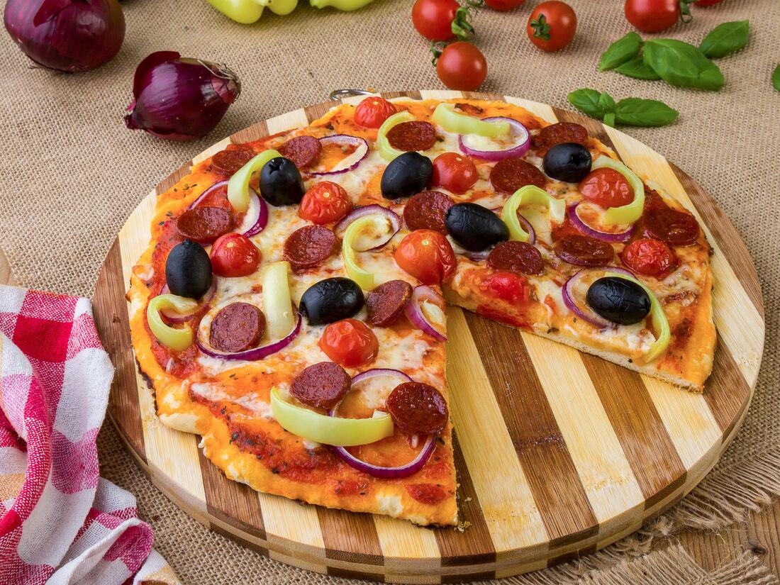 Preferita Pizza