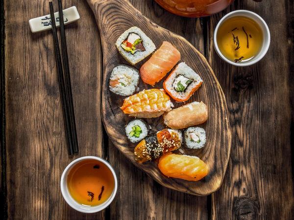 Love суши