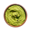 Фото к позиции меню Пюре из зеленого горошка