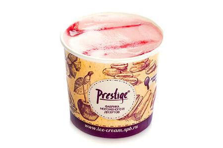 Мороженое клубничное