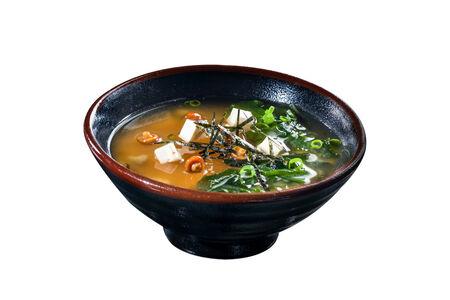 Суп Мисо с грибами