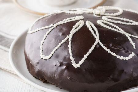 Торт Черемуха по-домашнему