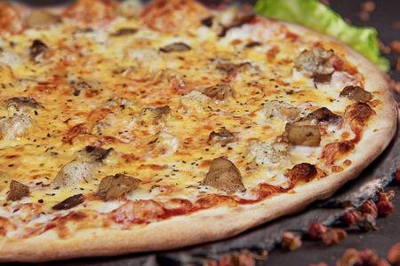 Пицца Курица грибы