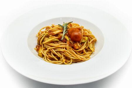 Спагетти Томато