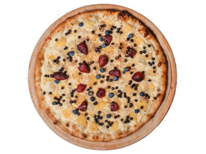 Пицца Сыр и фрукты