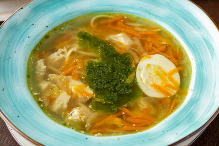 Суп Цыпа и Утя