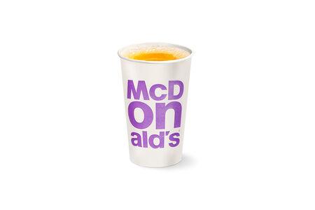 Апельсиновый сок 0,4 л.