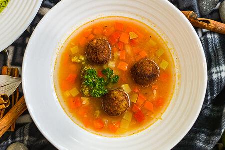 Фалафель-суп
