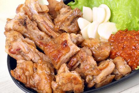 Курица Сувон