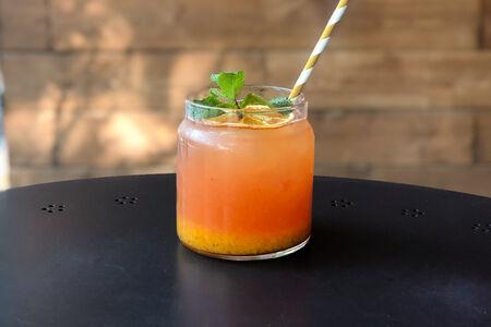 Лимонад Клубника-манго