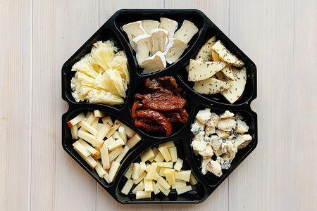 Сырная тарелка Швейцарская
