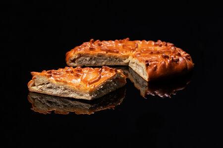 Пирог с муксуном