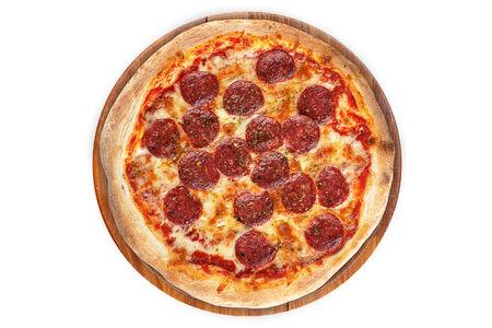 Пицца Пепперони на пышном тесте