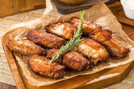 Куриные крылья Буффало