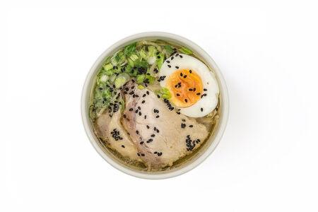 Суп Рамен со свининой