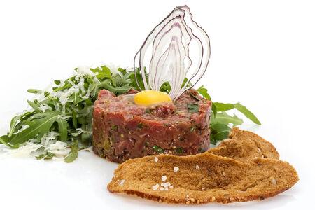Тартар из телятины