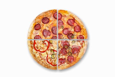 Пицца-Микс Острый