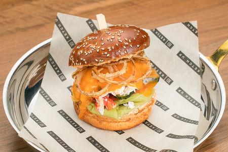 Камчатка-бургер