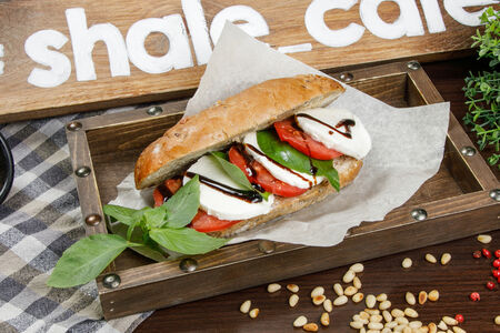Сэндвич Итальянский