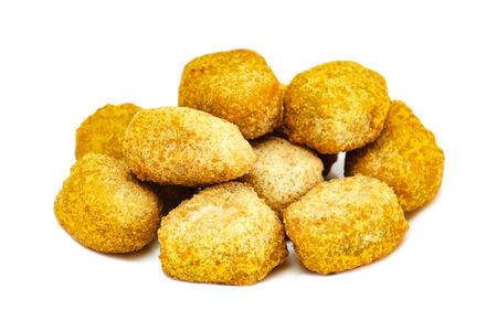 Острые сырные шарики с перцем халапеньо